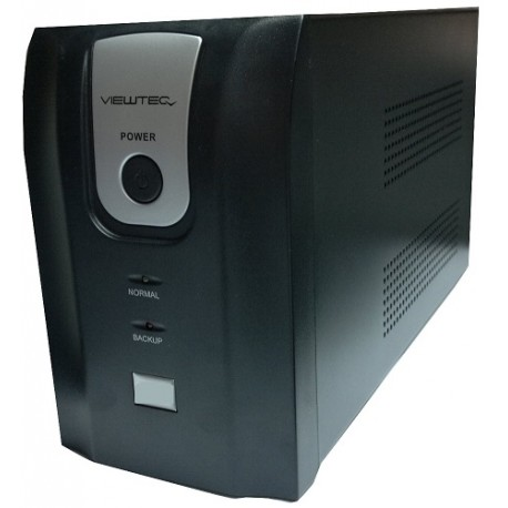 ViewTec Ups 900VA Line interactive with Surge Protection