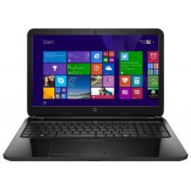 """HP Laptop 15 intel N3050 Processor 4GB Ram 500GB HD  15.6"""" DVDRW DOS ac182NIA"""