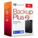 4TB, External Portable Hard Drive  Seagate Backup Plus (STDR4000200) USB 3.0 2.5 inch
