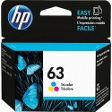 HP 63 Ink Original Cartridge Tri-Colour