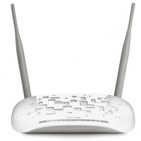 Tp-Link 300Mbps Wireless N ADSL2+ Modem Router TD-W8961ND