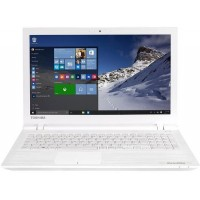 Toshiba Satellite C55 -C1528 Laptop - 15.6 inch, Core i3, 4GB Ram, 500GB HDD, DOS, White
