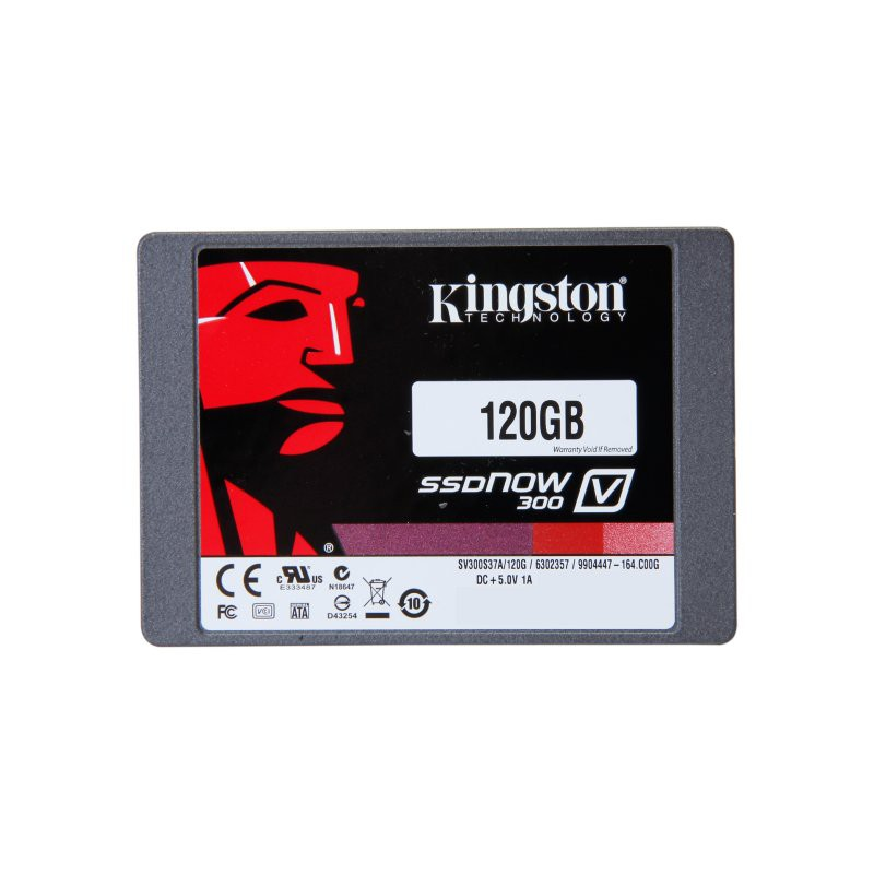 """New V300 SSD For Kingston 120GB 2.5/"""" Internal Solid State Drive SV300S37A//120G"""
