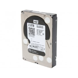 Hard Drive 2 TB W.D 3.5 Black edition SATA 7200 - WD2003FZEX