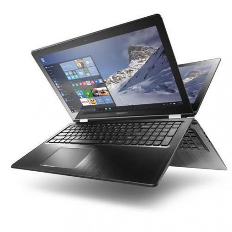 "Lenovo Flex 3 15.6"" Full HD IPS Touch Laptop Core i7-6500U 8GB RAM 1TB HDD 2GB dedicated win10"