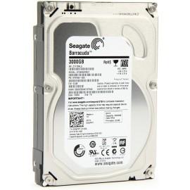 Hard drive 3TB Seagate SATA 7200 RPM ST3000DM001  64MB 3.5
