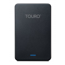 External Hard Drive 1TB  HGST Touro Mobile By HITACHI USB 3.0 Black (HTOLMX3NA10001ABB)