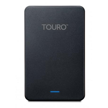 HGST Touro Mobile By HITACHI 1TB USB 3.0 External Hard Drive, Black (HTOLMX3NA10001ABB)