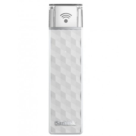 SanDisk Connect Wireless Stick 200GB , works with Mac os ,ios,windows & Android