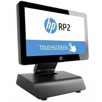 HP Rp2 Retail System  14-Inch Desktop(Black)