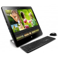 "ASUS  Intel Core i5  5200U 8 GB 1TB HDD 19.5"" Touchscreen Win 8 Portable All-in-one PCs with Built-in battery"