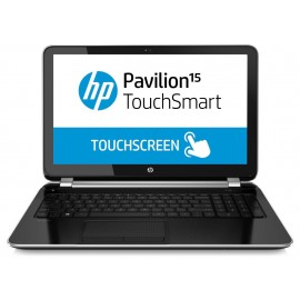 "HP 15.6"" Touch Screen Laptop AMD A4-5000 Quad core 4GB DDR3 500GB HDD Windows 8.1"