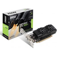 MSI GTX 1050 2GB GDDR5 DP, HDMI, DVI-D,128 BIT (Low Profile)