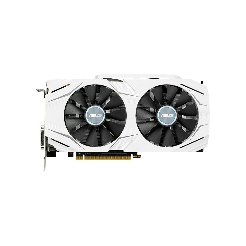 Asus Geforce Gtx 1060 6gb Dual Fan Oc Edition Vr Ready