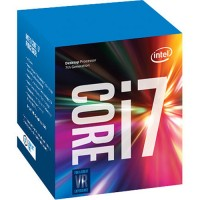 Core i7 - 7700, 3.6GHz (Turbo 4.2 GHz) , 8MB, 1151 pin