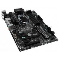 MSI H270M PC MATE DDR4 (4DIMM,2PCIEx16,3PCIEx1,1PCI,VGA,HDMI,DVI,2M2,LAN,9USB3.1,6USB2,6SATA)