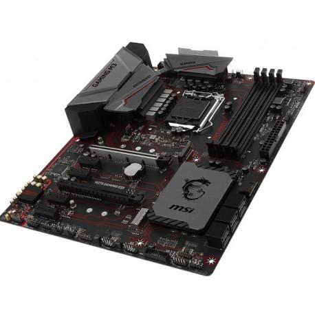 MSI H270 Gaming M3 DDR4 (4DIMM,2PCIEx16,4PCIEx1,2M2,HDMI,DVI,Killer LAN,8USB3.1,6USB2,6SATA)