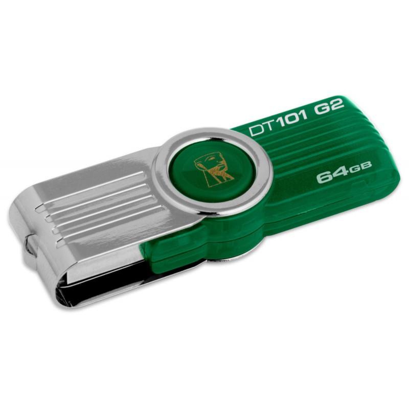 USB Flash Drive 64GB Kingston Digital DataTraveler 101 G2