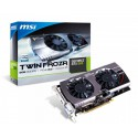 MSITWIN FROZER GTX660 2GB DDR5 - 912-V287-055