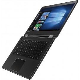 "Lenovo FLEX 3 14 intel Quad-Core 4405U 2.1GHz 500GB 4GB 14"" TOUCHSCREEN  WIN10  BLACK Backlit Keyboard"