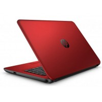 "HP 15-AY019 Touchsmart Pentium Quad-Core N3710 1TB 8GB 15.6"" 1366x768 Win 10 Red"