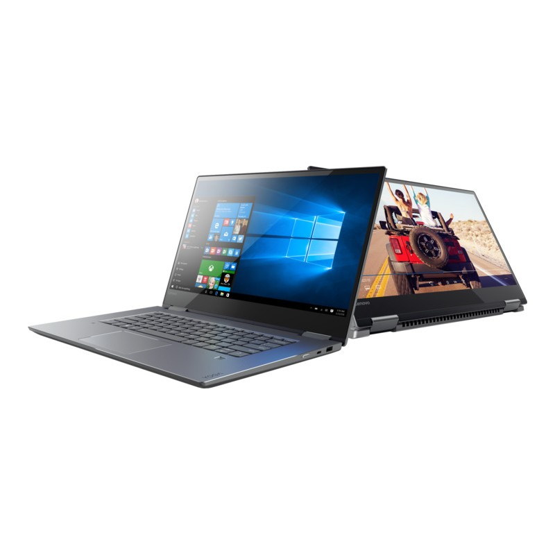 Lenovo Yoga 720-15IKB Core™ i7-7700HQ 2 8GHz 256GB SSD 8GB