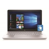 "HP Silver Iridium A12 15.6"" Laptop, Touchscreen, Windows 10 , AMD Quad-Core A12-9720P, 12GB , 1TB"