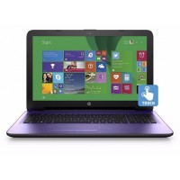 Hp 15 Touchsmart Intel Core I3-4005u 6GB ram 500gb Dvdrw 15.6'' Touch  Win 8 Purple