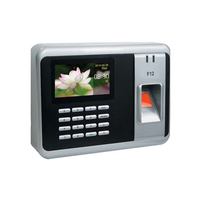 fingerprint time attendance machine