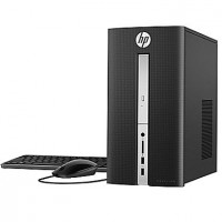 HP Pavilion 570-p030 Desktop (Intel Core i7, 1TB HDD, 12GB RAM, Windows 10