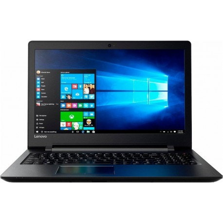 "Lenovo 110-15 - 15.6"" HD - AMD A6-7310 Quad-core (2.0 GHz, turbo up to 2.4 GHz) - AMD Radeon R4 - 4GB Memory - 500GB HDD - Black"
