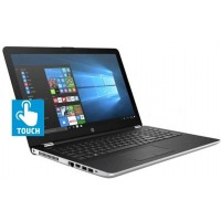 "HP 15.6"" Touchscreen, Intel Core i5-7200U, 8GB DDR4, 2TB HDD, Windows 10 Home, Silver"