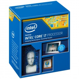 intel Core i7 - 4790, 3.6, 8MB, 1150 pin