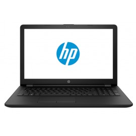 "HP 15.6"" Laptop AMD E2-Series 4GB Memory AMD Radeon R2 500GB Hard Drive - HP finish Black DOS"
