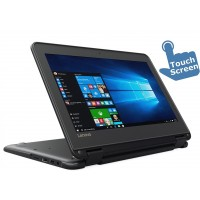 """Lenovo N23 2-in-1 Convertible Laptop 11.6"""" Touchscreen Intel Dual Core Processor up to 2.5 GHz, 4GB , 32GB SSD Win 10 Pro"""