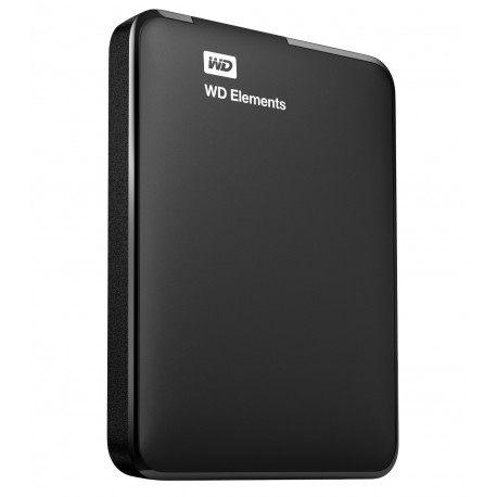 WD 1TB WD Elements Portable USB 3.0 Hard Drive Storage