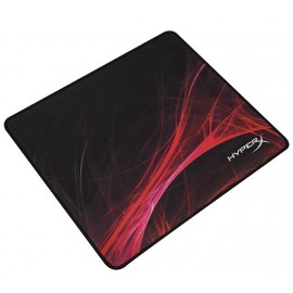 HyperX Fury S Speed Edition - Pro Gaming Mouse Pad, Cloth Surface Optimized for Speed, Stitched Anti-Fray Edges