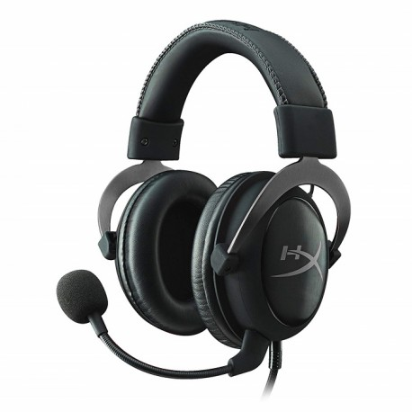 HyperX Cloud II Gaming Headset - 7.1 Surround Sound - Memory Foam Ear Pads