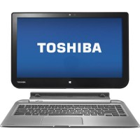 "Toshiba  Satellite 2-in-1 13.3"" Touch-Screen Laptop AMD A4-Series 4GB Memory 500GB Hard Drive"