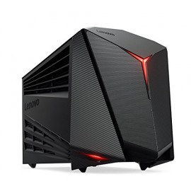 Lenovo Y720 Cube-15ISH GAMING Core™ i5-7400 3.0GHz 1TB 8GB BT WIN10 AMD RADEON RX480 4000MB Keyboard Mouse BLACK