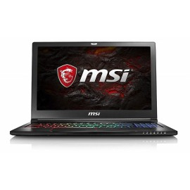 "MSI GS63VR Stealth Pro-230 15.6"" Ultra Thin and Light Gaming Laptop Intel Core i7-7700HQ GTX 1060 16GB 256GB NVMe + 1TB"
