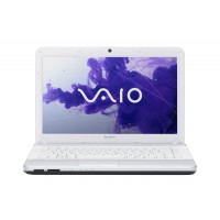 "Sony 14"" Vaio Laptop 4GB 640GB | VPCEG32FX/W"