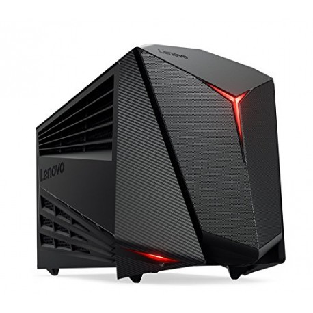 Lenovo Y720 Cube-15ISH GAMING Core™ i5-7400 3.0GHz 1TB 8GB BT WIN10 AMD RADEON RX480 8144MB Keyboard Mouse BLACK