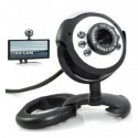 PC Laptop USB Webcam Video Web Cam Camera Digital Web camera for Computer PC Peripherals