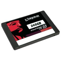 Kingston Digital 240GB SSDNow V300 SATA 3 2.5 (7mm height) with Adapter Solid State Drive