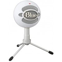 Logitech BLUE Snowball ICE USB Microphone for Streaming and Podcasting