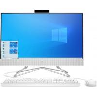 "HP AIO 24-DF AMD Ryzen™ 5 3500U 2.1GHz 1TB 8GB 23.8"" (1920×1080) TOUCHSCREEN DVD-RW WIN10 SNOW WHITE USB Keyboard Mouse"