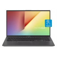 "Asus Vivobook R564 AMD Ryzen 7 3700U 2.3GHz 256GB SSD 8GB 15.6"" (1920x1080) TOUCHSCREEN WIN10 FP Reader Backlit Keyboard"