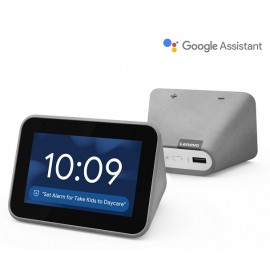 Lenovo Smart Clock with Google Assistant GRAY