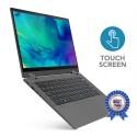 "Lenovo FLEX 5 14 2-IN-1 CONVERTIBLE Ryzen™ 3 4300U 2.7GHz 128GB SSD 4GB 14"" (1920x1080) TOUCHSCREEN BT WIN10"